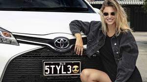 Australien lässt Emojis auf Nummernschildern zu