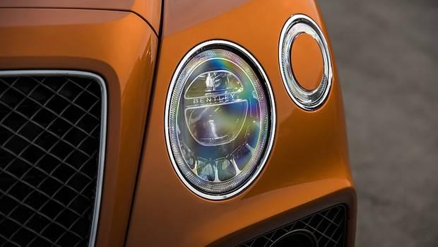 Bentley Bentayga Speed - LED-Scheinwerfer im bekannten Look