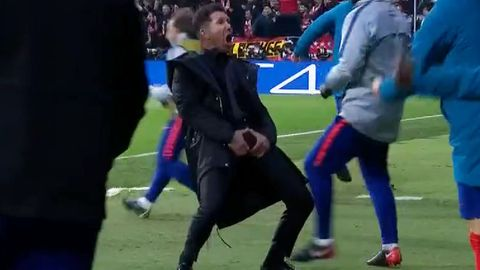 Diego Simone Atletico Madrid