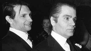 Karl Lagerfeld, Jacques de Bascher