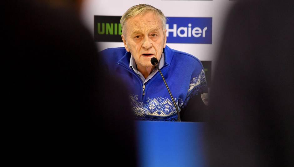 Kongress in Sex-Hochburg FIS-Präsident Kasper rastet aus