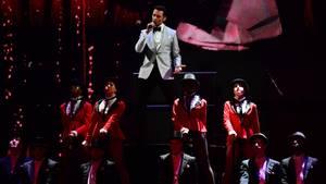 Brit Awards 2019 Hugh Jackman