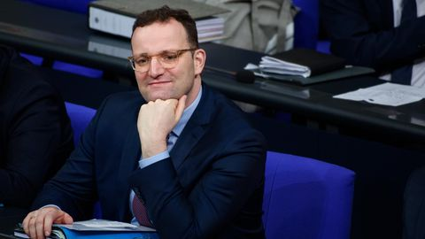 Jens Spahn, Bundesminister für Gesundheit