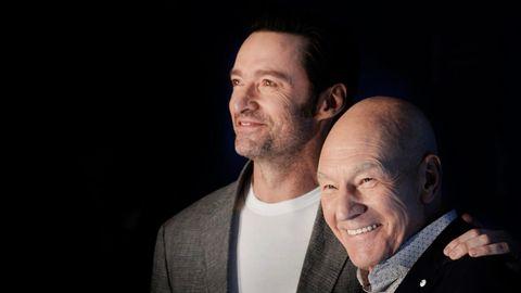 Hugh Jackman und Patrick Stewart teilen sich einen Rekord