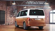 VW T6 Modellpflege 2020 - startet im Herbst
