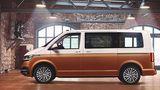 VW T6 Modellpflege 2020 - in zwei Radständen zu bekommen