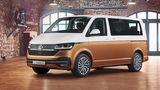 VW T6 Modellpflege 2020