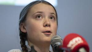 """Greta Thunberg: Junge Klimaschützerin bei EU-Konferenz – """"Wir räumen Eure Sauerei auf!"""""""