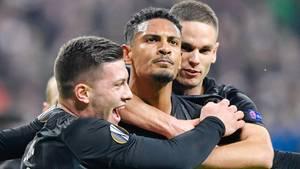 Eintracht Frankfurt im Europapokal
