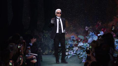 Er provozierte gern, griff manchmal aber auch einfach so richtig daneben: Karl Lagerfeld