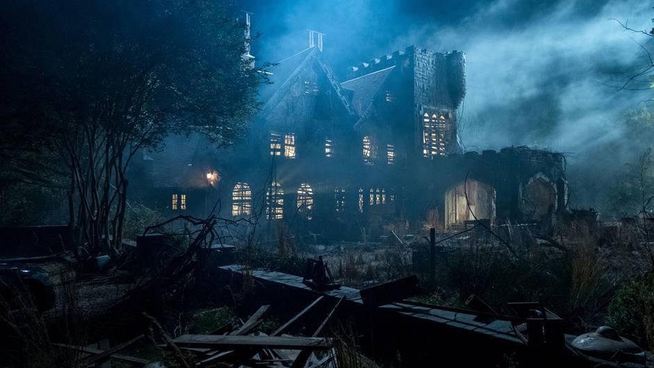 Netflix Hill House Staffel zwei