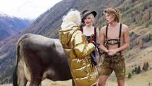 Heidi Klum hat ihre angehenden Topmodels auf die Alm geschickt.
