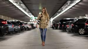 Diskussion um Frauenparkplätze