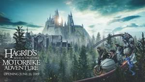 "Neue ""Harry Potter""-Attraktion inklusive Hagrid im Universal Orlando Resort"