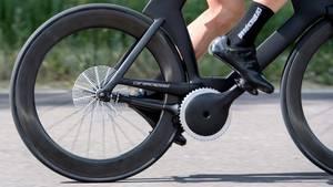 Fahrradfahren ohne Kette könnte bald Realität werden.