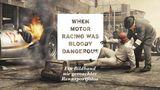 """""""When Motor Racing was bloody dangerous"""" - Ein Bildband nie gemachter Rennsportfotos - 59,90 Euro"""