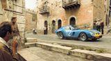 26. April 1964. Sizilien, Targa Florio. Ferrari 250 GTO.