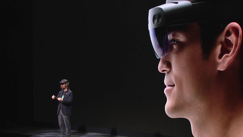 In der mit Hololens betretbaren, Virtuellen Welt sollen zukünftig auch ganze Meetings möglich sein.