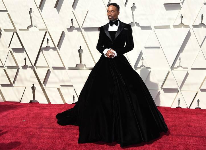 Oscars 2019 Billy Porter