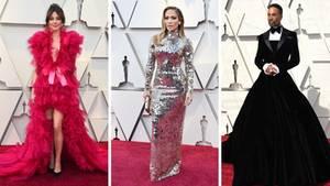 Oscars 2019: Die Looks vom roten Teppich