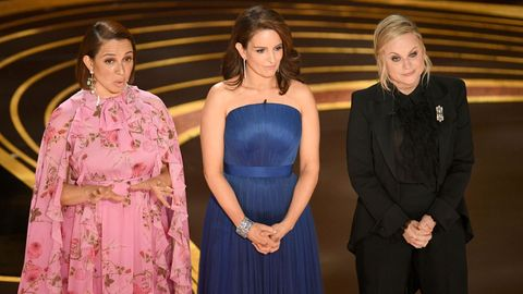 Oscars 2019 Maya Rudolph, Tina Fey, Amy Poehler