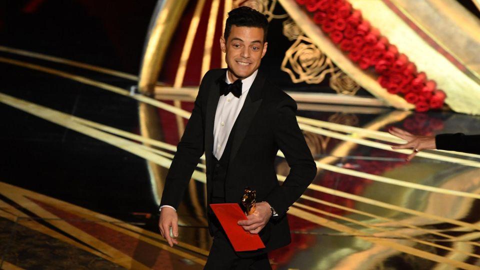 Oscars 2019 Rami Malek