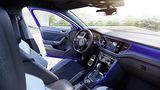 Der Innenraum des VW T-Roc R