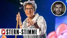Annegret Kramp-Karrenbauer im Karnevalskostüm