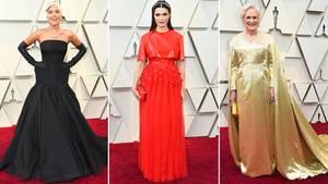 Oscars 2019: Die besten Looks vom roten Teppich