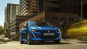 Peugeot 208 2020 - kurviger gezeichnet als bisher