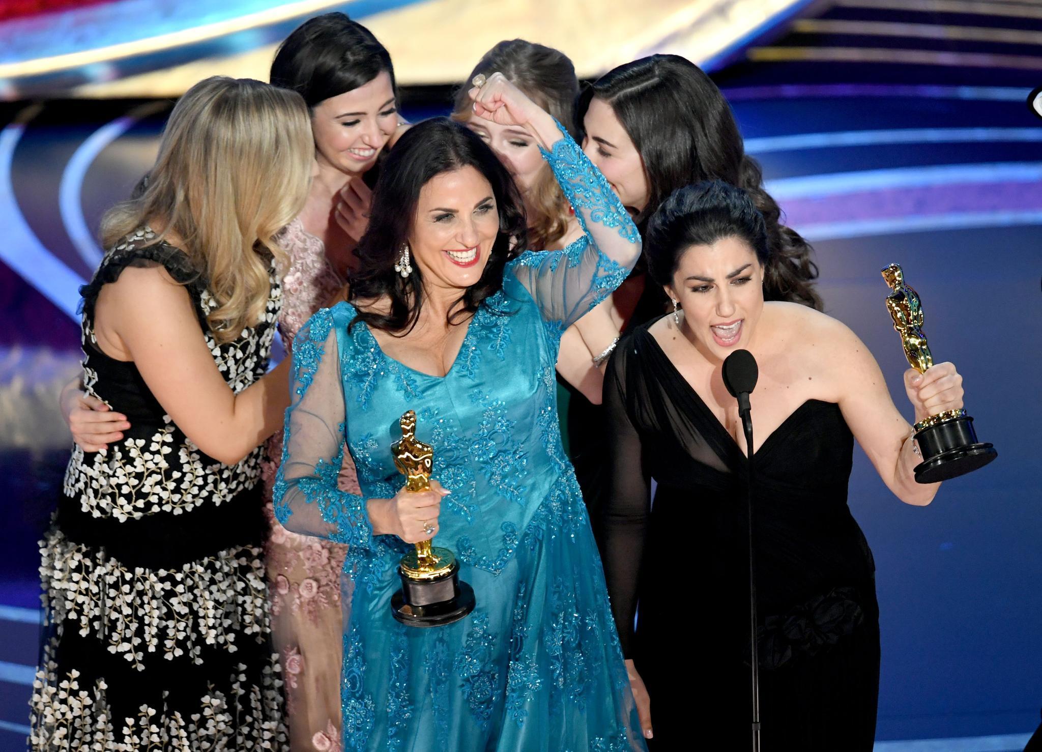 10672c96860e25 Oscars  Deshalb ist die Menstruation der Star des Abends
