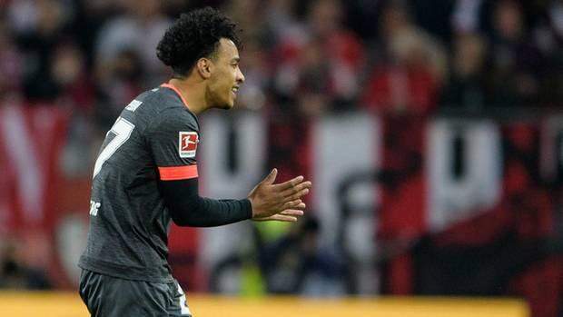 Drei Spiele für Nürnberger Matheus Pereira