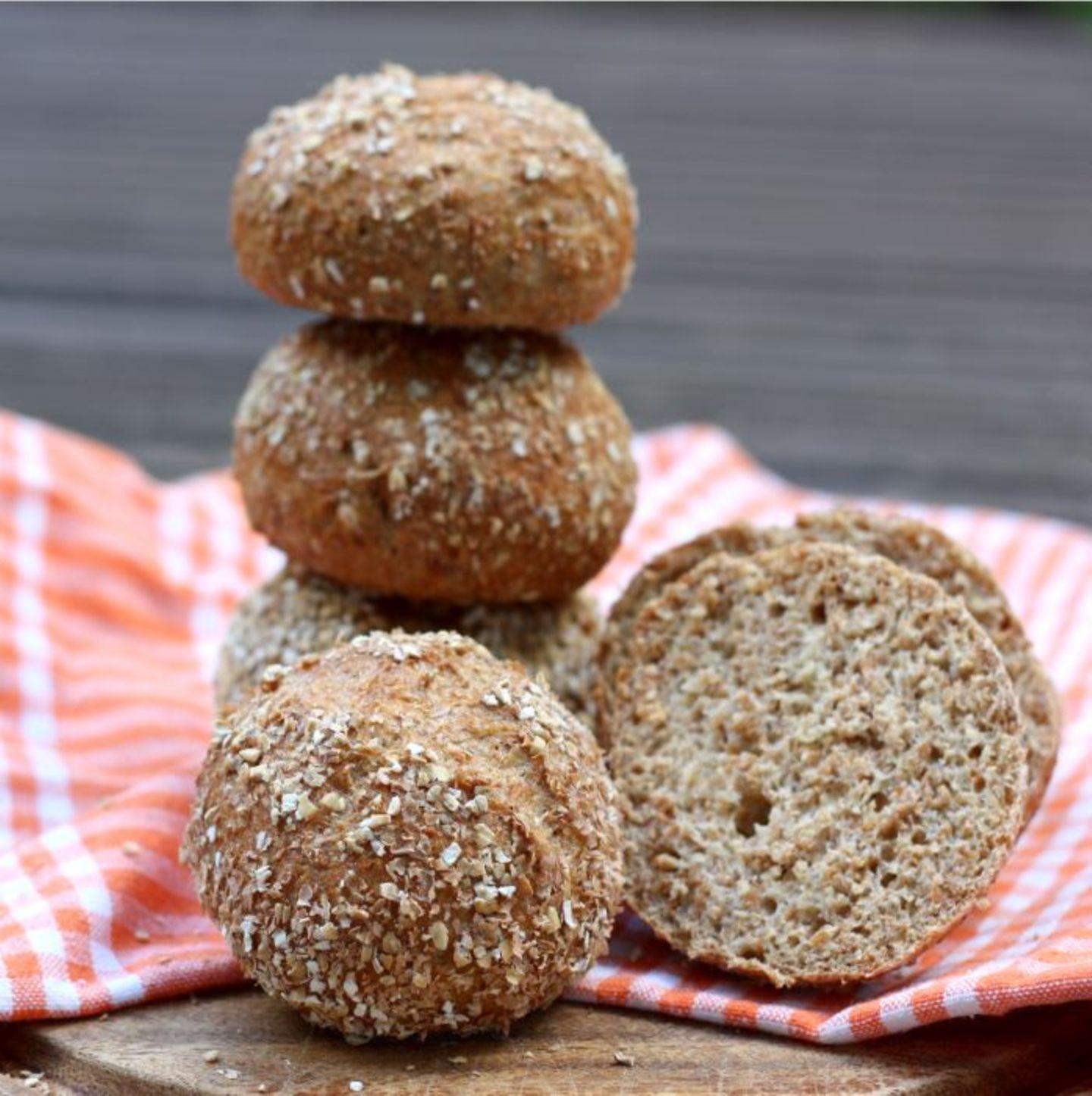 Abnehmen mit Brot und Kuchen: Diese Brötchen sind lecker und