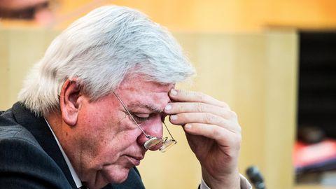 Ministerpräsident Volker Bouffier an Hautkrebs erkrankt