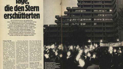 Dokumentation: Der Original-Artikel im stern 22/1983