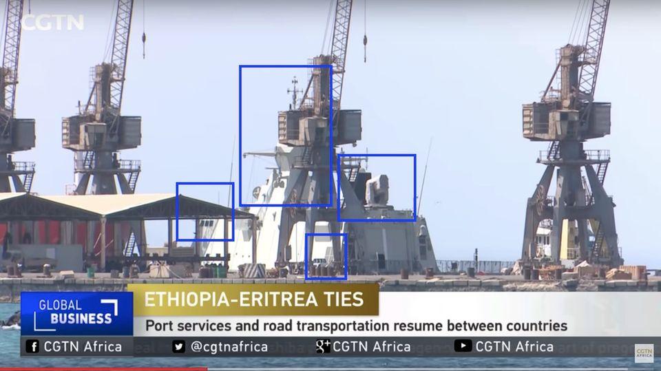 Recherchebericht: So fanden wir vor der Küste des Jemen in Deutschland gebaute Kriegsschiffe