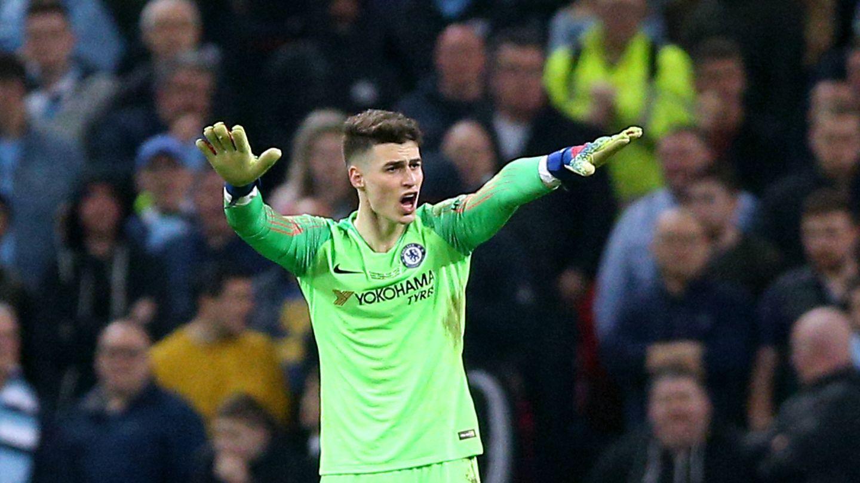 Chelsea-Keeper Kepa