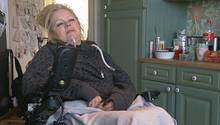 Sabine Niese (44) ist durch ihre ALS-Erkrankung zwar auf Hilfe angewiesen, hat ihren Lebensmut aber bis heute behalten.
