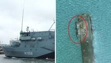 In Deutschland gebaute Schiffe der Frankenthal-Klasse sind im Jemen im Einsatz