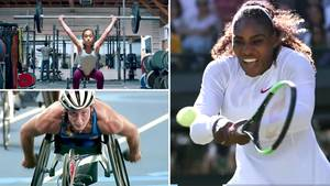 Tennisspielerin Serena Williams macht in einem Werbespot anderen Frauen Mut, sich nicht einreden zu lassen, sie könnten ihre Ziele nicht erreichen.