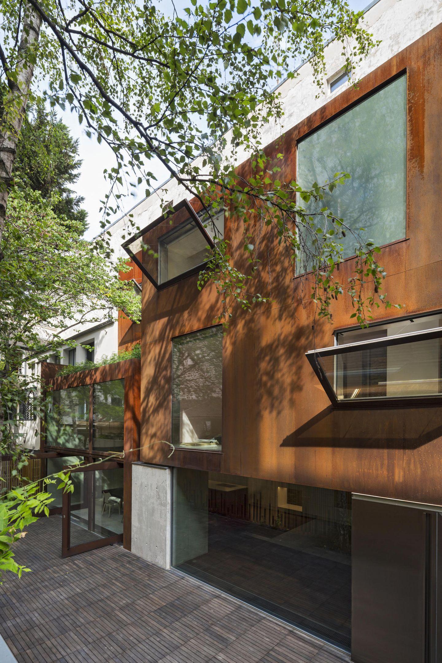 Häuser Award 20 Zeitlos schöne Traumhäuser in Bildern   STERN.de