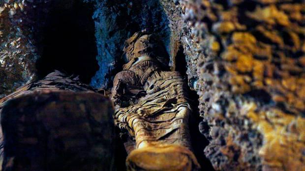 Dublin: Grabschänder enthaupten 800 Jahre alte Mumie