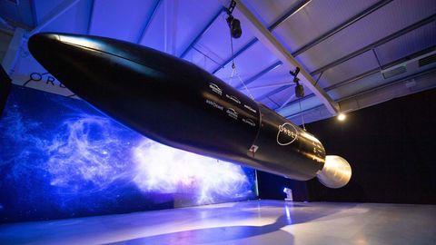 Die erste Rakete von OneWeb Satellites wird am 27. Februar an Bord einer Sojus-Rakete ins Weltall gebracht