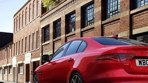 Jaguar XE 2020 - leicht überarbeitet