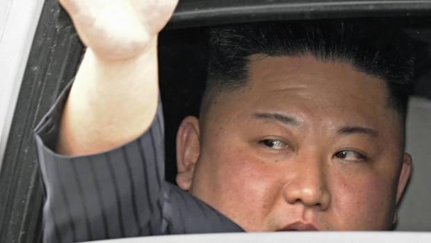 Kim Jong Un in Vietnam
