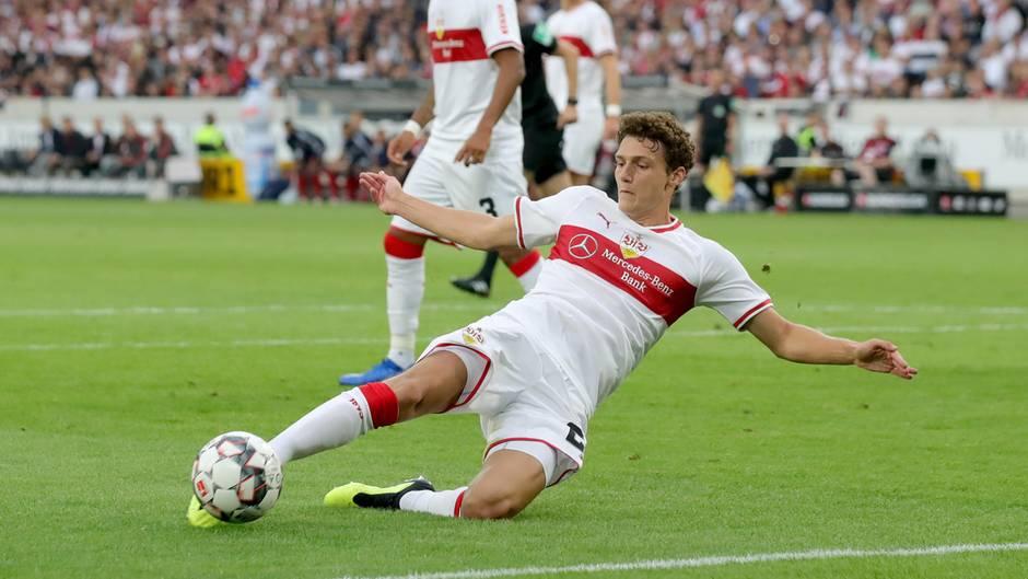 Benjamin Pavard FC Bayern