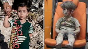 Das Foto von Omran aus dem Jahr 2016 hat sein Leben komplett verändert – aber nicht zum Besseren