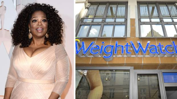 Oprah Winfey Weight Watchers
