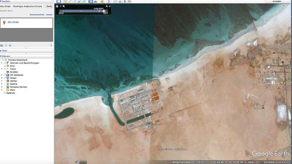 #GermanArms: Wie Soldaten der Emirate mit Technologie aus Deutschland für den Krieg trainieren