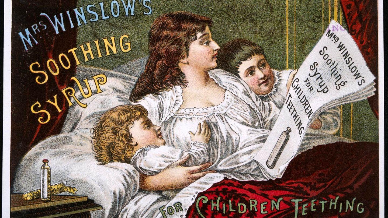 Morphium für Kinder